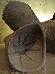 ca. 1345 - 'count Ulrich von Werd, Landgrave of Alsace (+1344)' (Meister Wlflin von Rouffach), Strasbourg, glise Saint-Guillaume, Strasbourg, dp. Bas-Rhin, France (roelipilami) Tags: 1344 1345 count graf comte graaf ulrich von werd werdt de landgraf landgrave alsace im elsass philippe philipp 1332 wlflin rouffach wlfflin strasbourg strassburg glise kirche saint st guillaume wilhelmskirche church kerk sint sankt doppelgrab grabdenkmal grabmal dalle funraire tombeau sepulcro grafmonument effigy grafbeeld efigie tomb pierre tombale bas rhin france mail lion armour armor knight helm bascinet camail coatofplates poleyn mamelieres surcoat surcotte wappenrock straatsburg lining