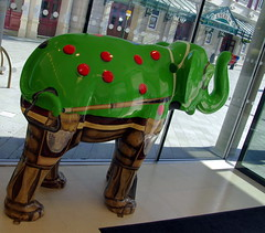 22.9.16 Elephants in Sheffield 096 (donald judge) Tags: sheffield herd of elephants chldrens hospital charity