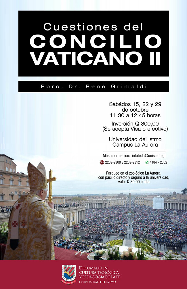 Cuestiones del Concilio Vaticano