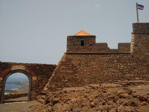 Fortaleza Real de São Filipe, Cidade Velha.