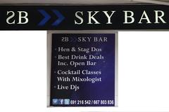 Sky Bar, Puerto Banus. (piktaker) Tags: spain puertobanus pub inn bar tavern innsign pubsign skybar
