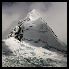 Alpamayo (5947m) (doug k of sky) Tags: alpamayo cordillera blanca andes peru