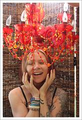 chandelier head