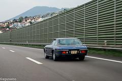 Lamborghini Islero (aguswiss1) Tags: lamborghini lambo islera classic car supercar sportscar cruiser autobahn highway fastcar rare rarecar islero lamborghiniislero