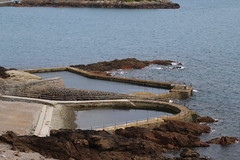 La Valette Bathing Pools, Guernsey