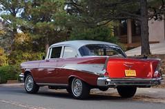 1957 Chevrolet Bel Air (rolandmks7) Tags: sonynex5n xrrikenon 55mm f22 chevrolet chevy 1957 belair
