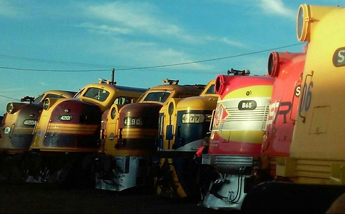 Streamliners @ Goulburn.