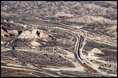 BNSF 3764 (golden_state_rails) Tags: bnsf cajon pass santa fe mormon rocks pine lodge cp walker et44c4 atsf trains railway