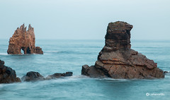 Playa De Portizuelo (Luis Fernando Prez Fotografia) Tags: playa portizuelo silencio gueira asturias cudillero oviana costas fotografia lffotografia principadodeasturias costaasturiana