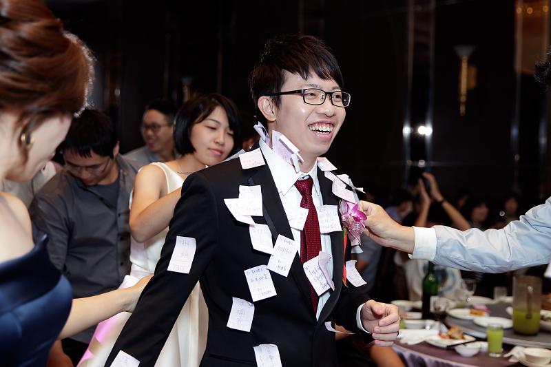 婚攝 清鈺 & 克勞德- 台南東東