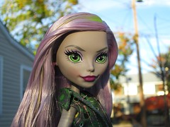 Monster High Moanica D'Kay (Galaxy @ Mharena) Tags: moanica dkay monster high doll