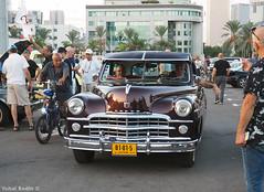 1949 Dodge Coronet (Yohai_Rodin) Tags: classic car five club israel tel aviv 5 cars