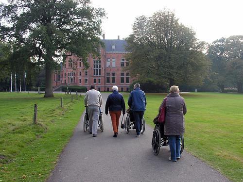 Wandelen in Bulskampveld © Antheunis Jacqueline