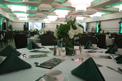 Green & White Homecoming Brunch, October 2016