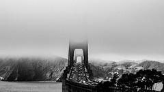California 2016 (maxarmstrong36) Tags: mist blackandwhite sanfrancisco goldengate d7000 california