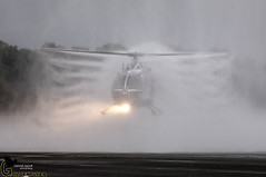 Celle Fly Out 19-10-2016 Bo-105P1 HFWS 87+62 (Goldenflyer) Tags: bo105 bo105p1 bolkow messerschit celle fly out 191012016 goodbye bo helikopter helicopter shower service heli luftwaffe heer flieger goldenflyer corne goud