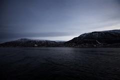 1 (Sergio Eschini) Tags: tromso viaggio travel norvegia normay snow december inverno winter crepuscolo natura landscape porto pier