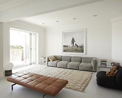 L-80D (orangestreetdesign) Tags: epoxyfloor livingroom rug art seating