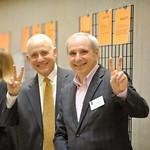 (L-R) Larry Moller, Stephan Wiet
