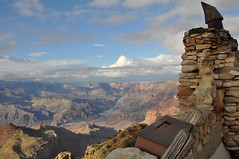 2016 Grand Canyon History Symposium Desert View Watchtower 0443 (Grand Canyon NPS) Tags: grandcanyon historical society 2016symposium desert view watchtower tour hopi artist fred kabotie murals mary colter historic building roof fireplace chimney reflectoscope