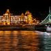 Budapest: Danubius Hotel Gellért, Szabadság híd