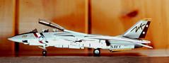 Grumman F-14A Tomcat (Sentinel28a1) Tags: grumman f14 tomcat f14a vf2 bountyhunters ussenterprise enterprise usnavy