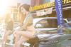 (Marcus Lim @ WK) Tags: people portrait nikon tamron1750 model car show autocity meanmachine light natural