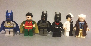 Lego DC figures 6: batman the animated series
