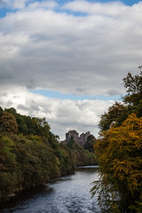 Doune on the riverTeith (KClarkPhotography) Tags: scotland travel kclarkphotography doune castle outlander landscape romantic