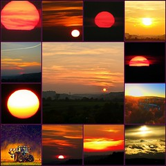 Sunset Series - differnt Cameras (eagle1effi) Tags: fdsflickrtoys sunset s7 s5 sx60 nikon d5100 raw vinci jepeg c2 eagle1effi spiegelreflex digital dslr medium midrange camera