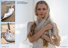 One Fashion Stop magazine, November issue. Model, Styling and Make Up: @rikke_soegaard Photographer: @brunodecarvalhophotographer www.brunodecarvalhophotography.com