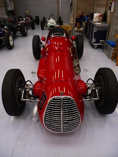 Maserati A6GCM 1951