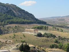 Sicily: The Greek Ruins of Segesta (Leo Kerner) Tags: sicily italy temple greekruins greektemple segesta