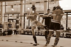 Low kick (Claudia Tualek) Tags: jksgym thai kick lowkick fighter ale buabaanmuaythaipavia buabaan muaythai thaiboxe pavia itthipolcamp itthipolcamppavia muaythaipavia