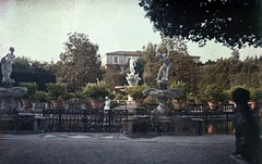 1911 jardins Boboli Florence (tguffroy) Tags: florence boboli jardin 1911