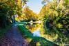 Automne sur le canal du midi (Shoot Enraw) Tags: 18200mmf3556 canaldumidi navigation automne aude trèbes octobre