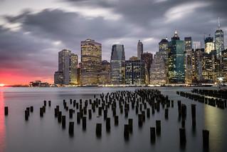 New York evenings