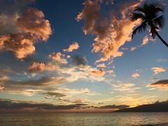Lahaina Sunset (Thanks for over 1.5 Million Views!) Tags: maui hawaii lahaina iphone7 iphone7plus