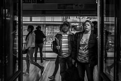 DSCF3331 (Galo Naranjo) Tags: bogot transmilenio sitp colombia pasajero passenger publictransportation gente people brt busrapidtransit sardinas enlatados canned