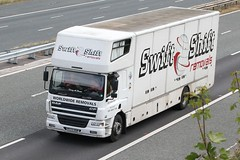 Swift Shift Removals 3rd August 2016 (asdofdsa) Tags: transport trucks hgv haulage eastyorkshire m62 motorway removals swiftshift swift vehicle outdoor