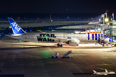 "All Nippon Airways Boeing B787-9 JA873A ""STAR WARS R2/D2"" (antowo1) Tags: apron aviao ef100400f4556lisiiusm aeroporto luchthafen avion eos6d flughafen dsseldorf dus airline airport eos aviation canon deutschland aeropuerto aeroplane areo pushback airplane germany passenger runway boeing airplanes eddl"