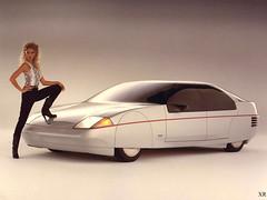 ... Ford - Probe! (x-ray delta one) Tags: jamesvaughanphotography populuxe retro advertising americana nostalgia suburbia suburban magazine popularscience popularmechanics atomic housewife car conceptcar