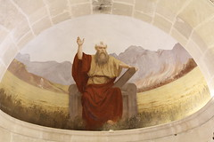 Moses (A Wandering Oblate) Tags: mounttabor eohsj holyland