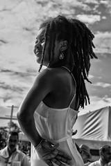 Girl (Jaime Recabal) Tags: canon 40d recabal riopiedras festivaldetambores festivaldetambores2016 blancoynegro blackandwhite monochrome puertorico baile tambores barriles