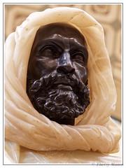 L'Arabe d'El Aghouat - Charles Cordier 1856 (thierrymasson94) Tags: musedorsay sculpture pont portrait charlescordier larabedelaghouat 1856
