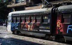 Tram Footloose Milano (JSEBOUVI : 2.2 millions views !) Tags: 2016 footloose milan milano nazionale comdiemusicale jsebouvi musical november novembre tram transport