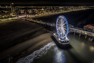 Pier by Drone