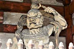 Agyo (budokan.moderncombat) Tags: philippefloch agyo kongo rikishi ninnaji kyoto vajra tokko sho