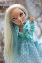 IMG_1778 (Cleo6666) Tags: everafterhigh ever after high mattel darling charming ooak repaint custom doll