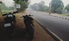 Empty roads #RC390 #DUKE390 #390 #Travel #Adventure (pavanm3997) Tags: duke390 adventure travel 390 rc390